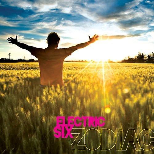 Electric Six - Zodiac [CD] USA import