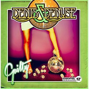 Denis & Denyse - schuldig [CD] USA importeren