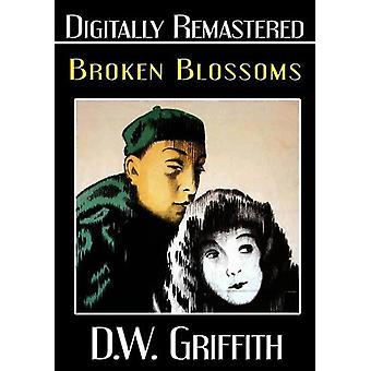 Ødelagt blomstrer [DVD] USA importere