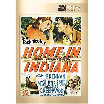 Accueil en importation USA Indiana [DVD]