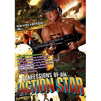 Confessions of an Action Star [DVD] USA import