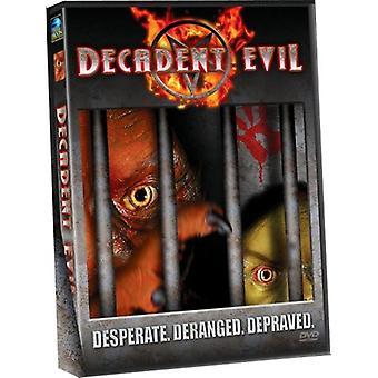 Decadent Evil [DVD] USA import