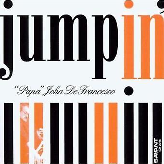 Papa John Defrancesco - Jumpin' [CD] USA import