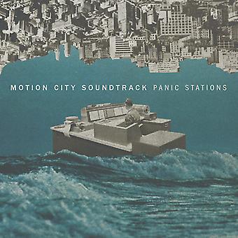 モーションシティ サウンド トラック - パニック駅 [CD] USA 輸入