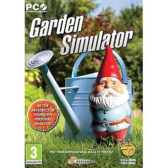 Jogo jardim Simulator PC CD