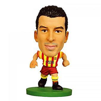 Barcelona SoccerStarz Pedro weg
