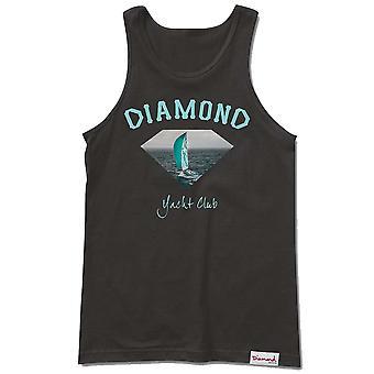 Diamond Supply Co OG Yacht Club Tank Top Black
