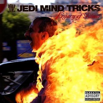 Jedi Mind Tricks - Legacy of Blood [CD] USA import