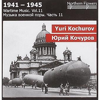 St.Petersburg State Academic Symphony Orchestra - Wartime Music 11 - Yuri Kochurov: [CD] USA import