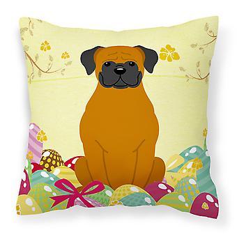 Pisanki Jelonek bokser tkaniny dekoracyjne poduszki