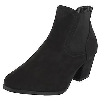 Ladies Anne MIchelle Ankle Boots F50355