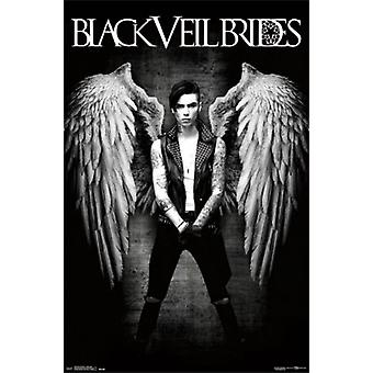 Black Veil Brides - Fallen Angel Poster Print