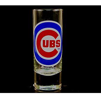 "Chicago Cubs MLB Hype"""" lang Shot glas"