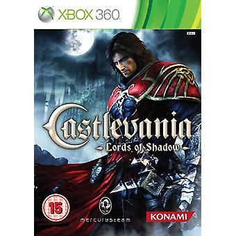 Castlevania - Lords of Shadow (Xbox 360) - Nouveau