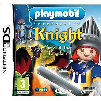 Playmobil Knight (Nintendo DS)-nytt