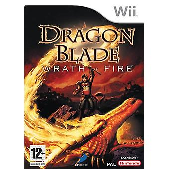 Dragon Blade Wrath of Fire (Wii) - New