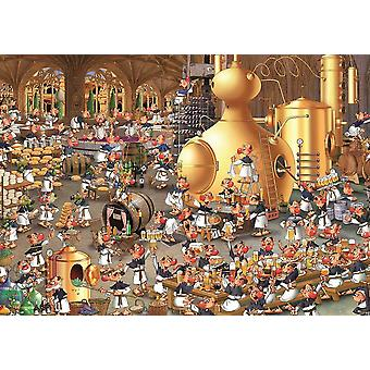 Piatnik Ruyer - Brewery Jigsaw Puzzle (1000 Pieces)