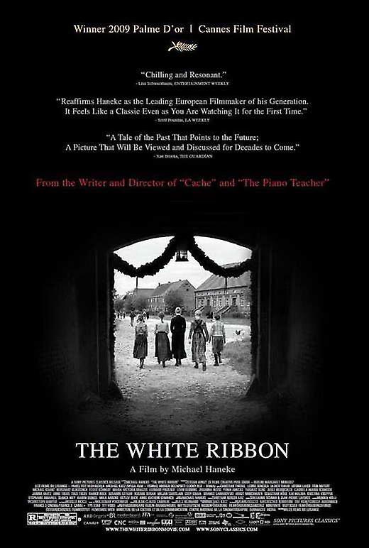 The White Ribbon Movie Poster (11 x 17)