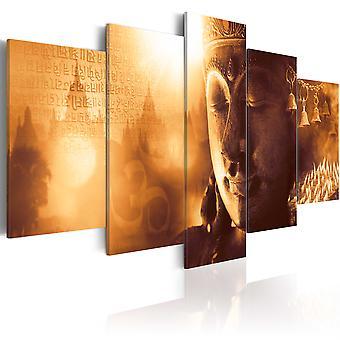 Canvas Print - Gold Orient