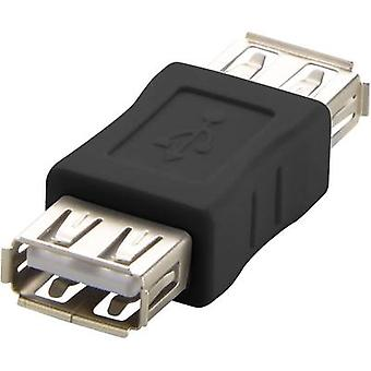 Renkforce USB 2,0 adaptér [1x USB 2,0 port A-1x USB 2,0 port A] RF-usba-04