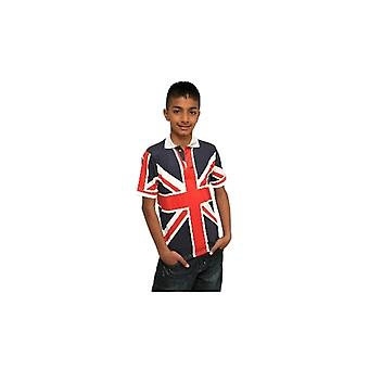 Union Jack Wear Kids Union Jack Polo Shirt