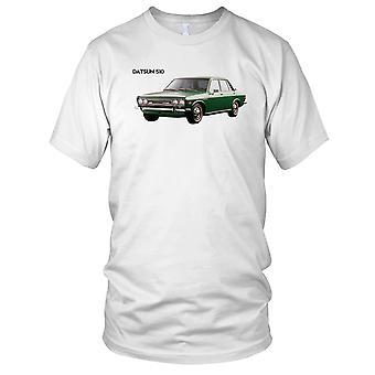 Datsun 510 klassiske bilen Mens T-skjorte