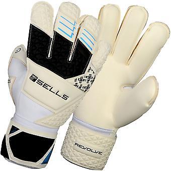 SELLS REVOLVE H2O Goalkeeper Gloves Size