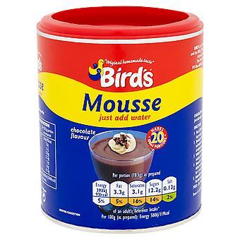 Birds Chocolate Flavour Mousse Mix