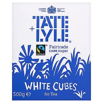 Tate & Lyle Fairtrade White Sugar Cubes
