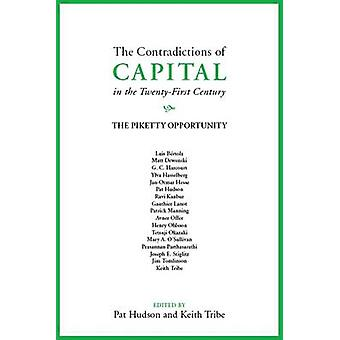 The Contradictions of Capital in the Twenty-First Century - The Pikett