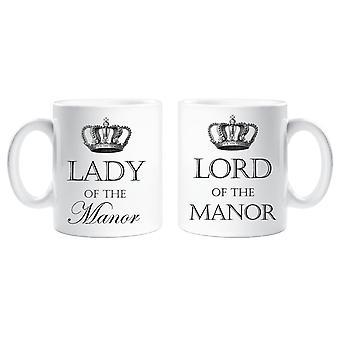 לורד האחוזה וליידי של מנור ספל הקבוצה