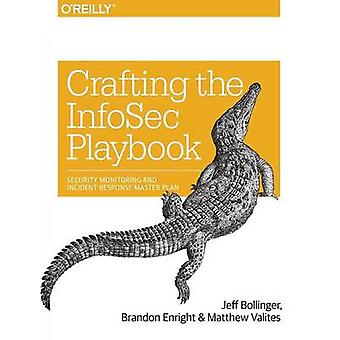 Crafting an Information Security Playbook - Security Monitoring and In
