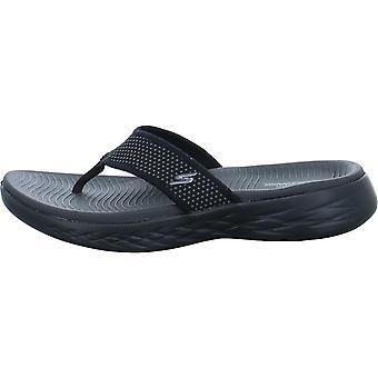 Skechers Onthego 600 beval 15300BBK universele zomer vrouwen schoenen
