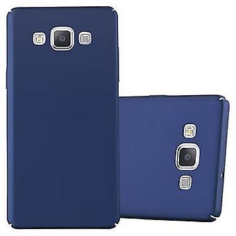 Cadorabo tapauksessa Samsung Galaxy A5 2015 tapauksessa kansi - Kovakotelo muovinen puhelin kotelo naarmuja ja kuoppia - suojakotelo puskurin Ultra Slim takakotelo kova kansi