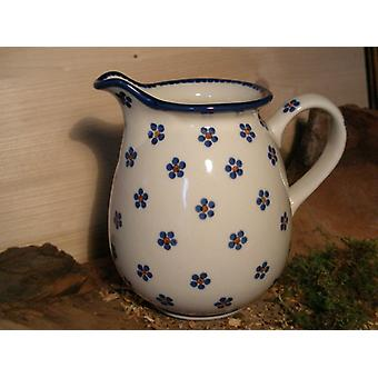 Pitcher, 1000 ml, height 16 cm, tradition 3 - polonaise poterie - BSN 4097