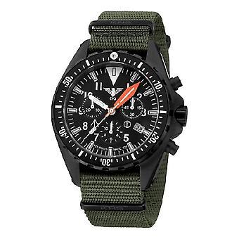 KHS MissionTimer 3 OT mens watch orologi cronografo KHS. MTAOTC.NO
