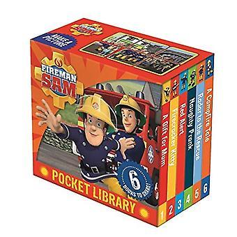 Brandman Sam Pocket bibliotek