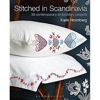 Stitched in Scandinavia: 39 Contemporary Embroidery Projects