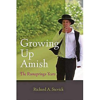 Growing Up Amish: The Rumspringa Years (Young Center Books in Anabaptist and Pietist Studies)