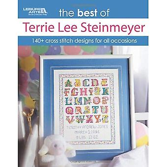 Bäst med Terrie Lee Steinmeyer: 145 Cross Stitch design