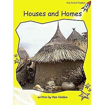 Hus och hem: nivå 2: tidigt (röd raket läsare: facklitteratur som A)