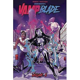 Vampblade Nide 6: maailmansodan Detroit