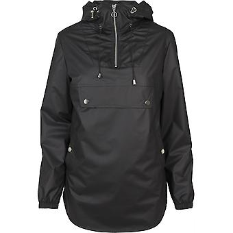Urban classics ladies rain jacket high neck pull over