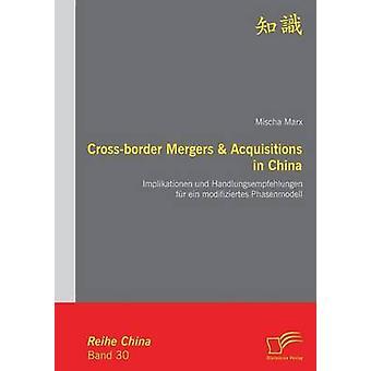 Acquisitions de fusions transfrontières en Chine par Marx & Mischa