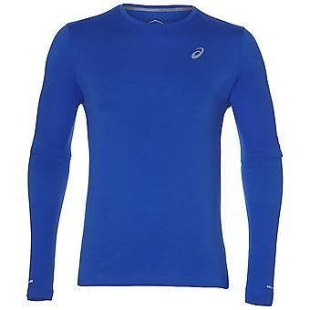 ASICSシームレス2011A285402ランニングオールイヤーメンズTシャツ
