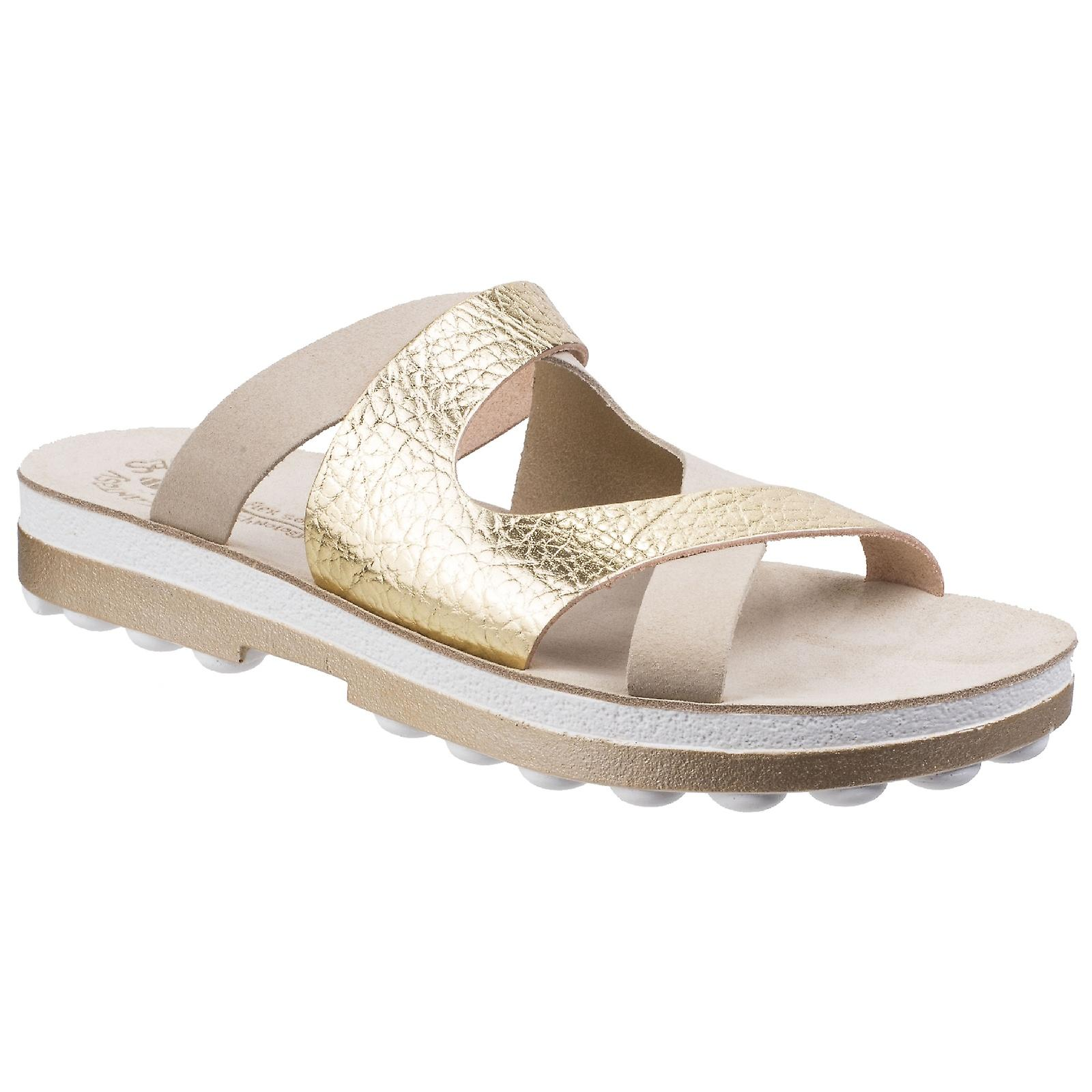 Fantasy Womens/Ladies Valentina Slip On Sandal