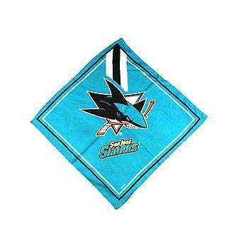 Tiburones de San Jose NHL Fandana Bandana