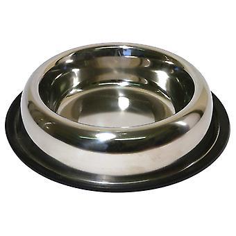 Rosewood Non Slip Stainless Steel Spaniel Bowl