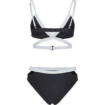 Urban Classics Women's Bikini Set Contrast
