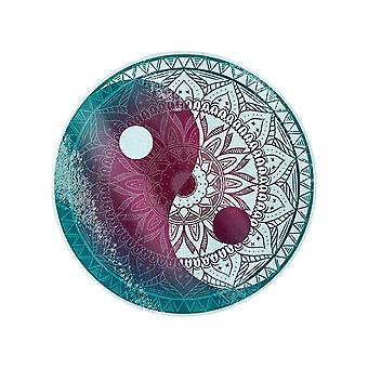 Unorthodox Collective Yin Yang Circular Chopping Board